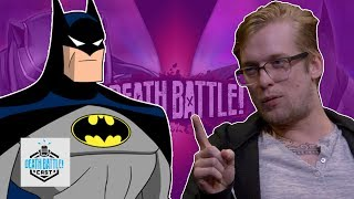 Black Panther vs Batman Questions Answered | DEATH BATTLE Cast thumbnail
