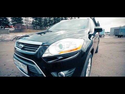 Ford Kuga тест-драйв, Форд Куга за 750 000 р обзор