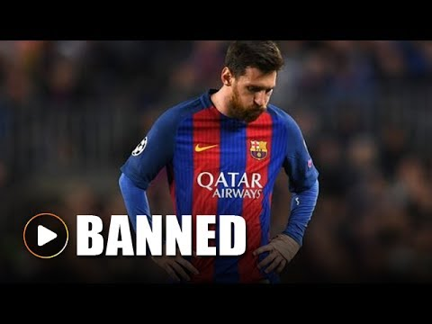 Barcelona shirts banned in Saudi Arabia