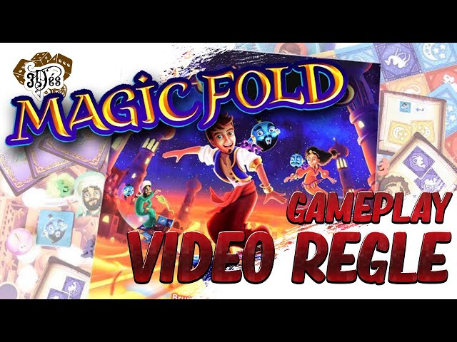 Ce jeu va devenir un must have ludique - Magic Fold - Offline distribution