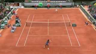 2013 French Open    Venus Williams ousted by Urszula Radwanska in first round   espnW