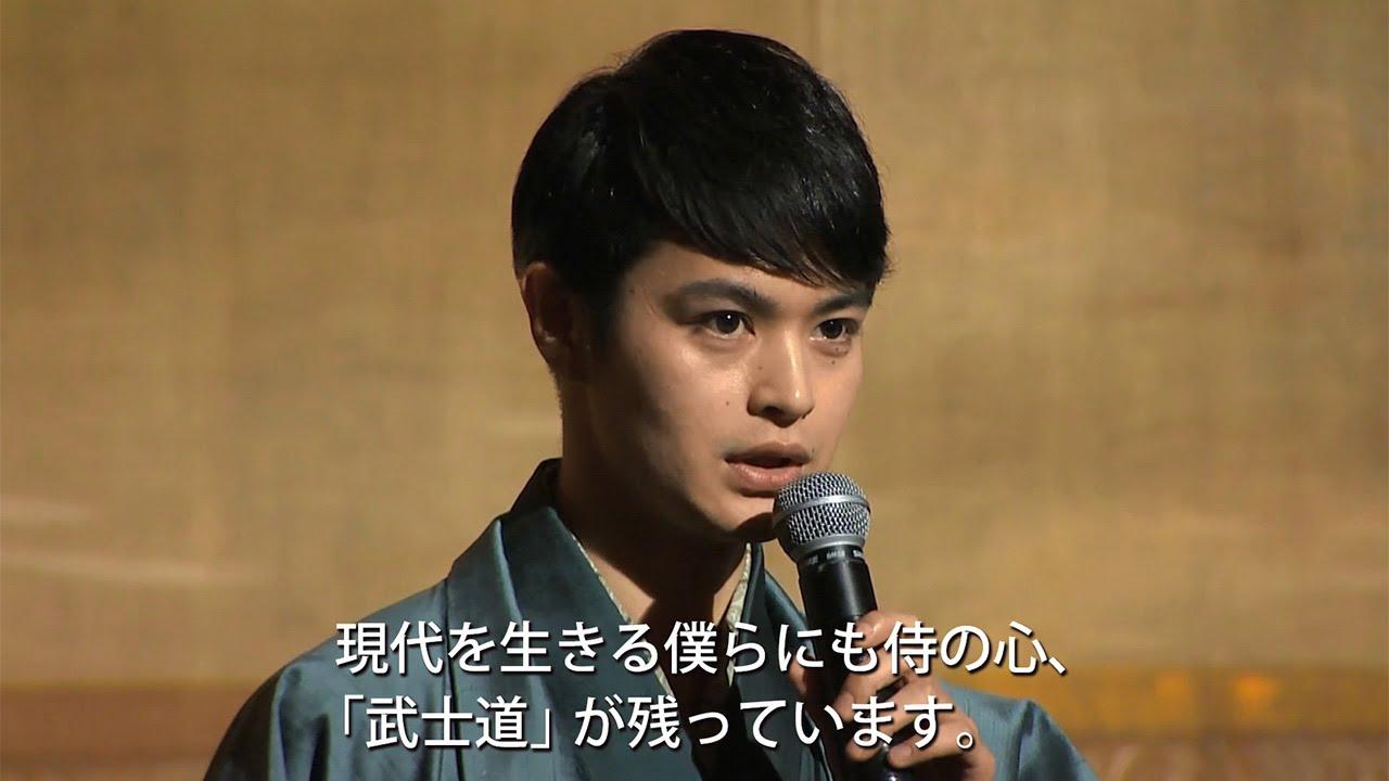 独占公開】瀬戸康史が仏語でスピ...