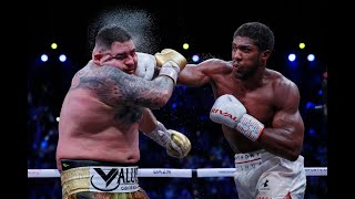 Джошуа vs Руис II РЕВАНШ(ПОЛНЫЙ БОЙ) / Joshua vs Ruiz II REMATCH(FULLFIGHT)