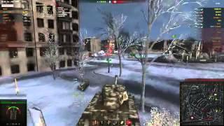 M46 Patton  выдает 10 фрагов, 9699 дамаги  Харьков – Стандартный бой  WOT 0 9 6 Full HD
