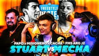 Download BATALLA DE INGENIOS | ANALIZANDO STUART vs. MECHA CON CACHA Y MISIO - FMS Argentina 2020 J2