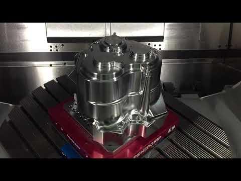 Chất lượng bề mặt gia công tinh bằng WorkNC