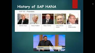 SAP HANA Security Overview session