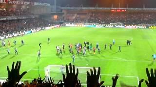 Guingamp - Monaco : Ambiance de fou au Roudourou