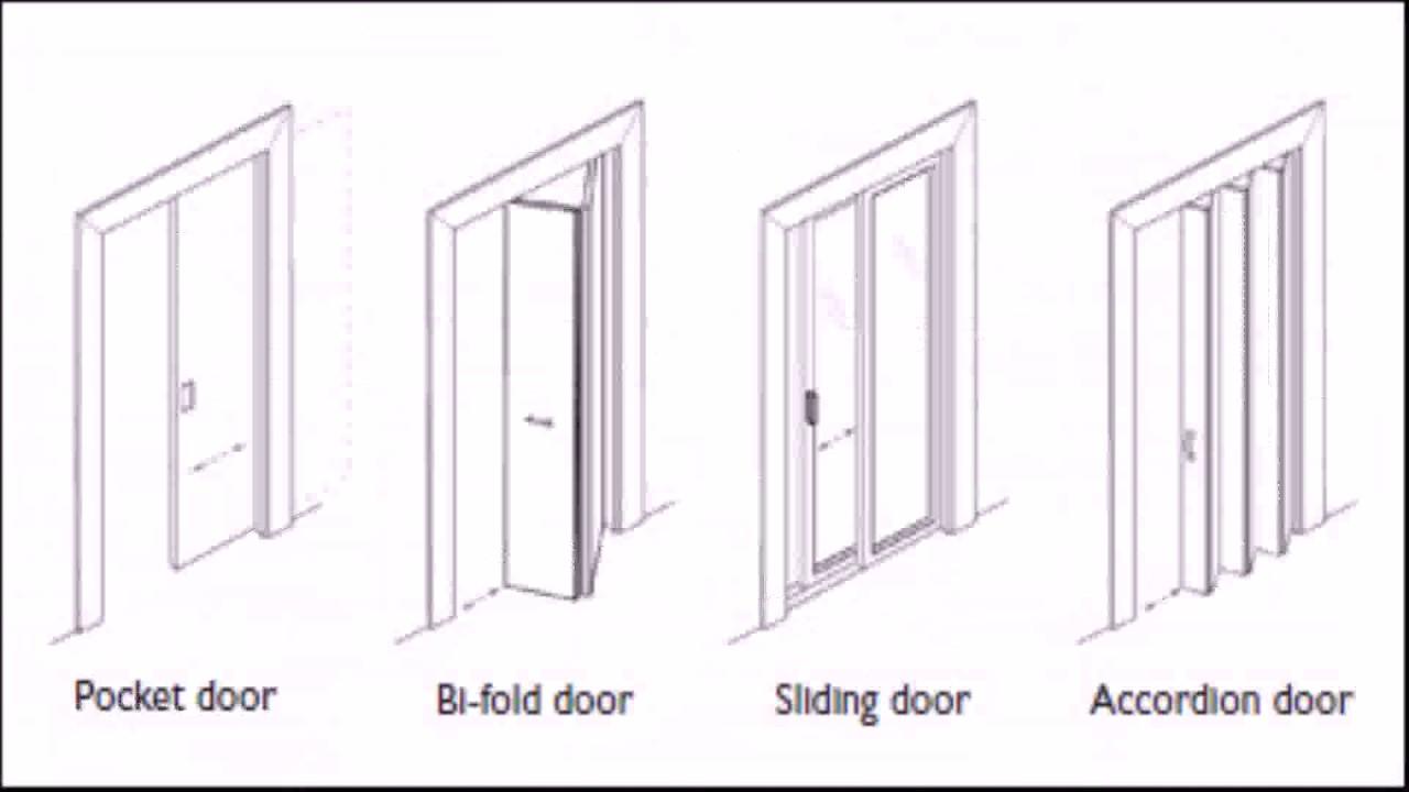 Door Types Floor Plan