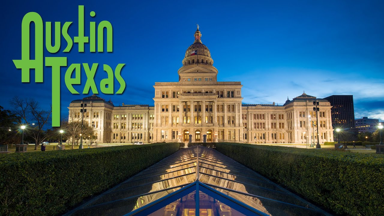 Austin is the capital of Texas and just an interesting city 75