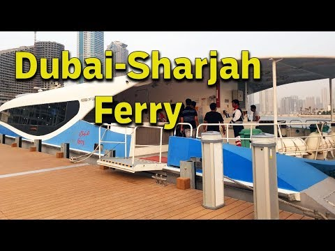 We tested the new Dubai-Sharjah ferry service and here's what we think