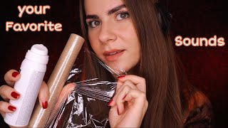 ASMR Eure Lieblingstrigger 😍 (Inaudible, Mouth Sounds, Schaum, Tapping...) // Dori ASMR
