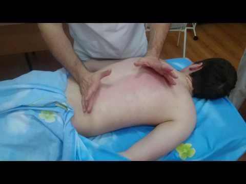 Техника выполнения массажа / Массаж при желудочно-кишечных