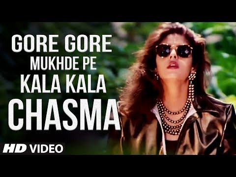 Gore Gore Mukhde Pe Kala Kala Chasma | Super Hit Full Song | Akshay Kumar Movie Song