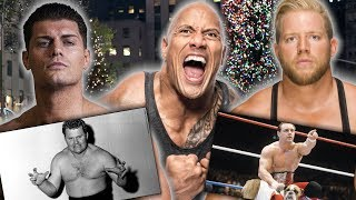 Larry Hennig & Dynamite Kid Pass Away; Rock At Royal Rumble? :: Wrestling insiders thumbnail