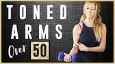 Toned Arm workout For Women Over 50Start Losing Those Flabby Bat Wing Arms Today!
