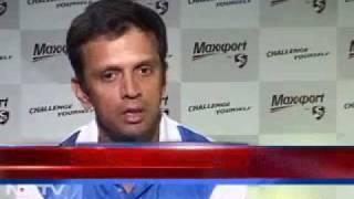 I wont react to Shoaib's comments : Rahul Dravid