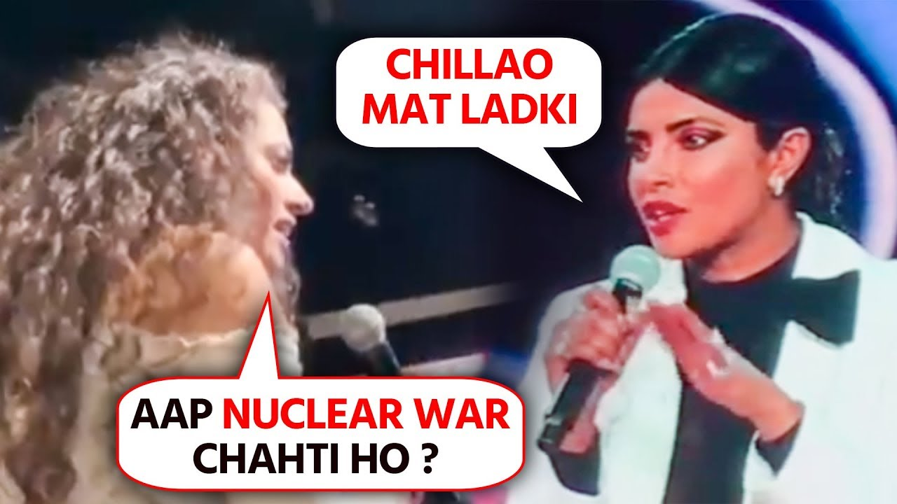 Download Priyanka Chopra ANGRY On Pakistani Woman For Insulting Her In Public