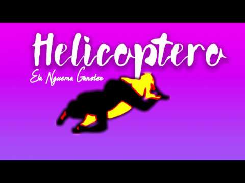 Ela Nguema Ganster - Helicoptero