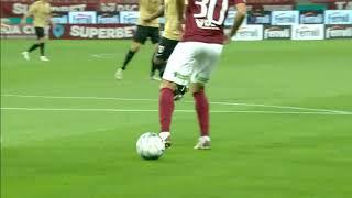 Рапид Бухарест  0-1  Волунтари видео