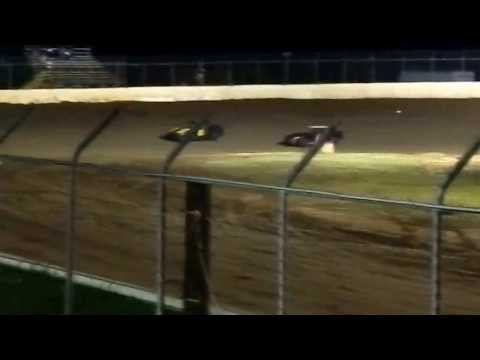Clayhill Motorsports over 18 Hummer Feature win!! 8/24/2013
