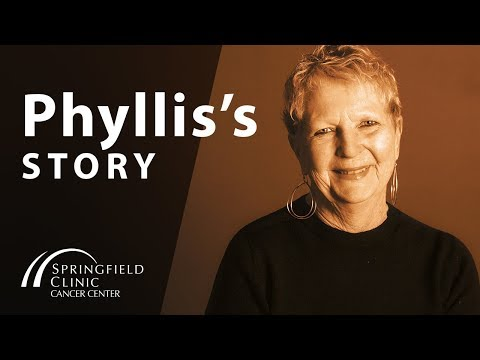 Full-spectrum Cancer Care: Phyllis's Story