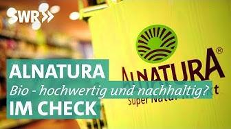 Alnatura im Check | Marktcheck SWR