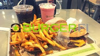 BurgerFi Food Review in Bloomsbury London
