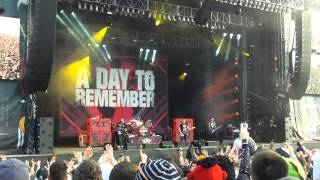 Download Festival 2013: A Day To Remember - Better Off This Way Live HD