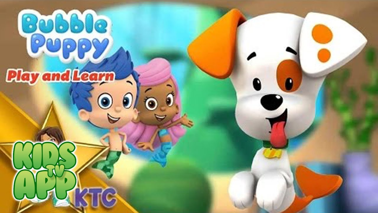 Bubble Puppy Play and Learn - App Review
