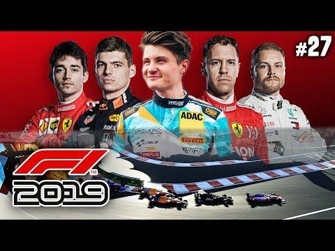 Mit Messer zwischen den Zähnen | F1 2019 #27 | Baku 🇦🇿 | Dner