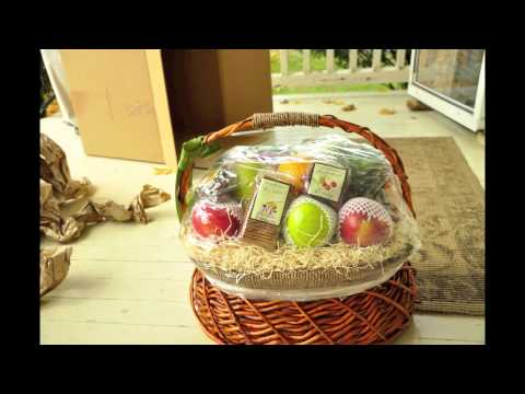 The Fruit Company Fruit Basket Unboxing: Fruit Basket Review Stop Motion Video