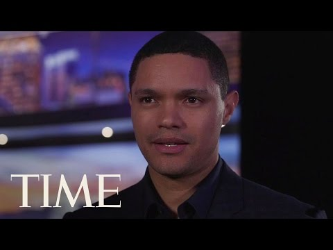 Trevor Noah Opens Up About Betsy DeVos: 'I Think It's A Scary Time' | TIME