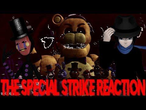 RoxasXIIIkeys Reacts to: The Special Strike - Featuring Austin Hopefull