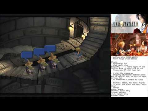 Final Fantasy IX (PC): 11c - Alexandria Escape