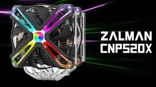 [Cowcot TV] Présentation ventirad CPU ZALMAN CNPS20X