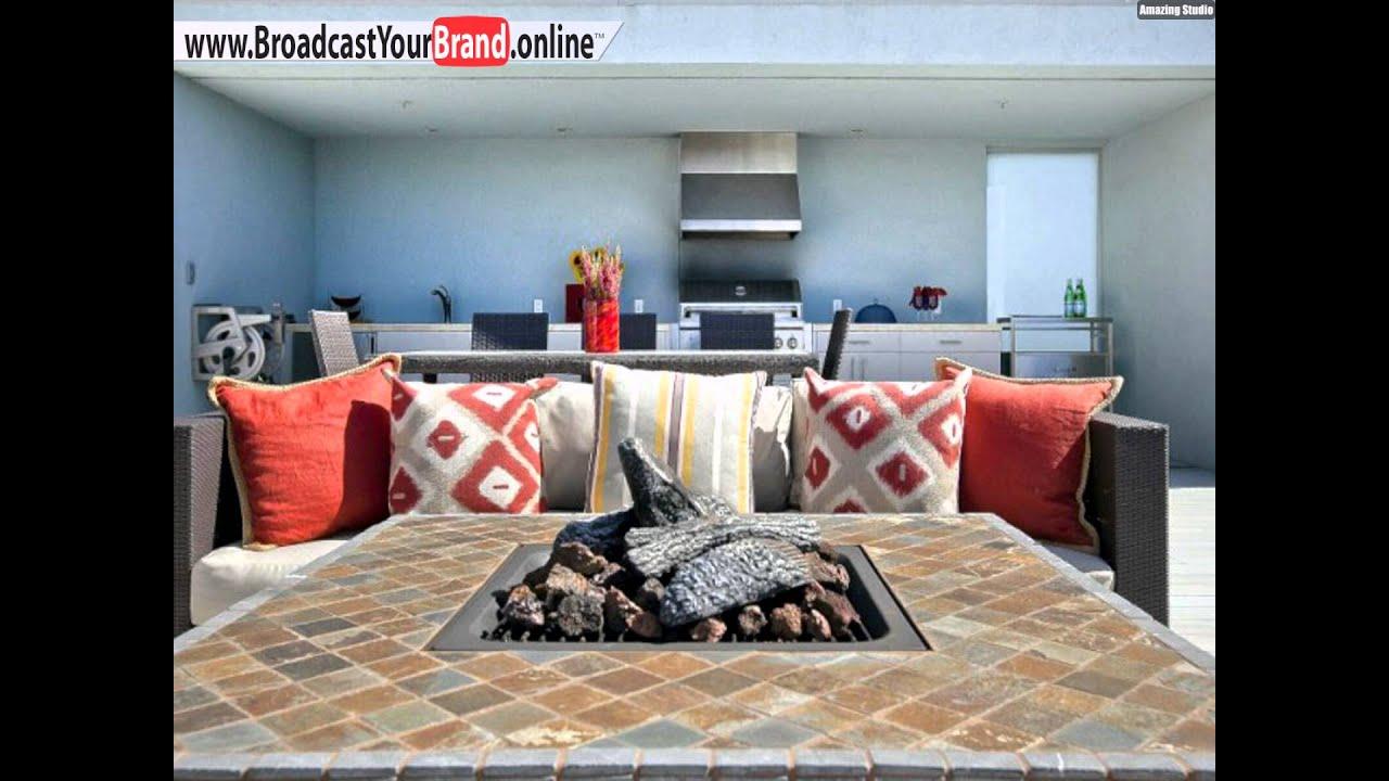 Penthouse Loft Mit Dachterrasse Kamin Feuerstelle Outdoor Küche X ...