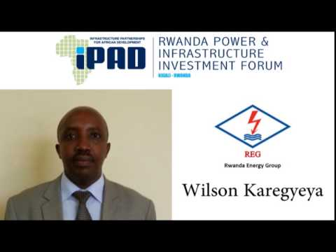 Interview with Wilson Karegyeya of Rwanda Energy Group