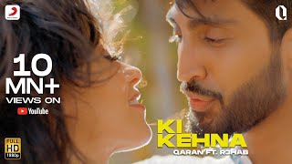 "Introducing ""ki kehna"" – the perfect international track to kick start your year - end parties! composer –producer qaran of tareefan and haaye oye fame ge..."