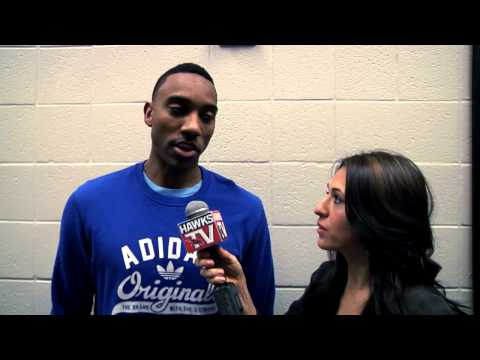 Jeff Teague previews Pacers at Hawks Game 4