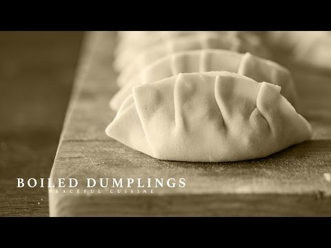 Get [No Music] How to make Boiled Dumplings Snapshots