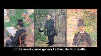 Henri de Toulouse-Lautrec. Der Weg in die Moderne. Video Podcast