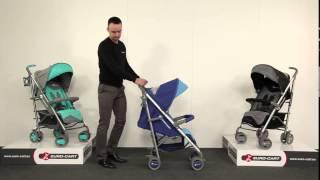 Прогулочная коляска Euro Cart (EasyGo) Crossline НОВИНКА 2015