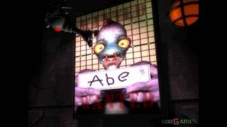 Oddworld: Abe's Oddysee - Gameplay PSX (PS One) HD 720P (Playstation classics)
