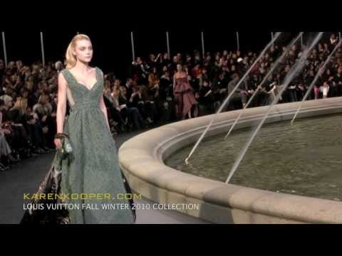 Louis Vuitton Fall Winter 2010 2011 Video by Karen Kooper