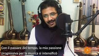 Induismo e Arte - Musica classica indostana - Supriyo Dutta - 1a parte