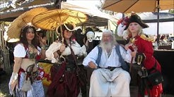 St Augustine Pirate Gathering 2015