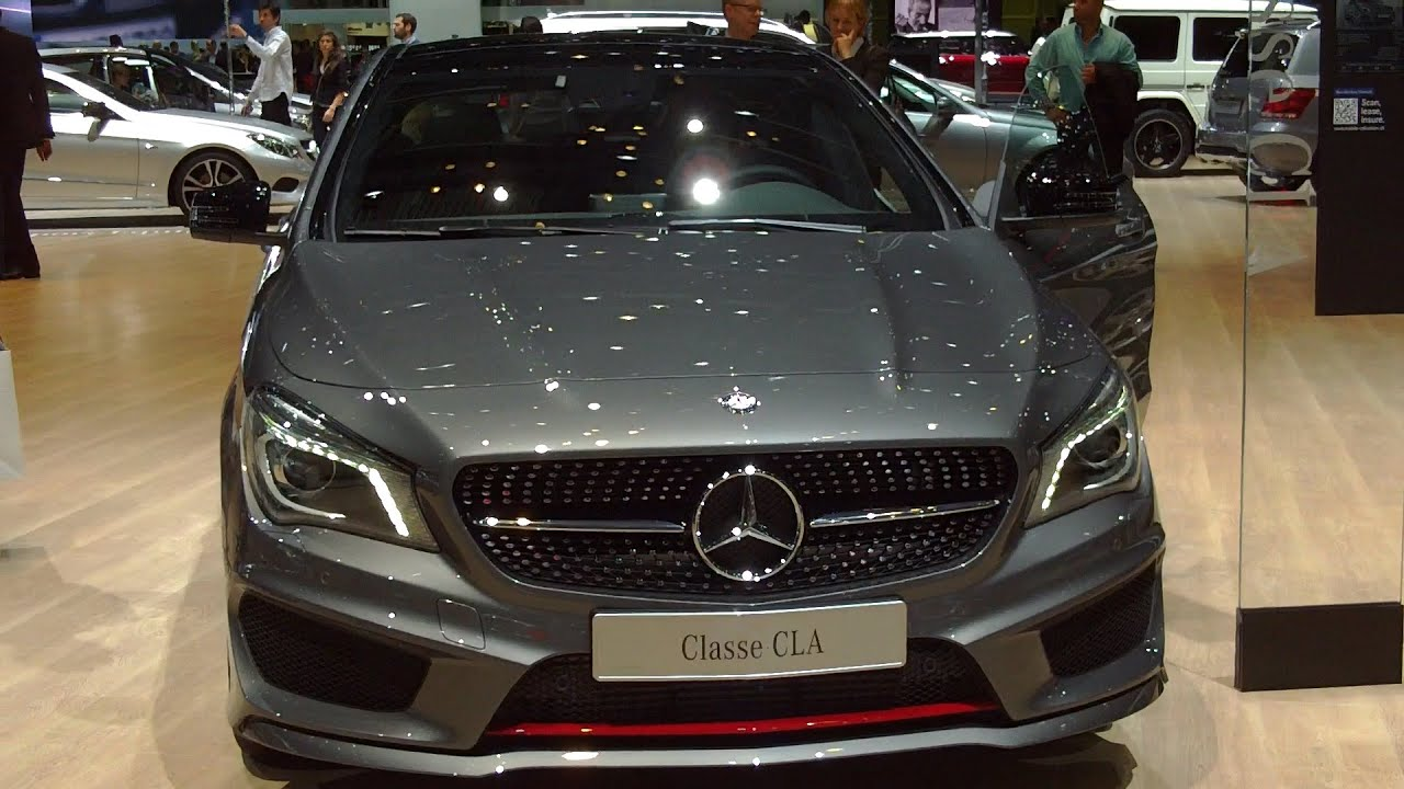mercedes benz cla 250 sport 4matic exterior and interior in full hd youtube. Black Bedroom Furniture Sets. Home Design Ideas