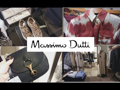 Шоппинг влог #Massimo Dutti/ Новинки/Весна 2019/Межсезонная распродажа!