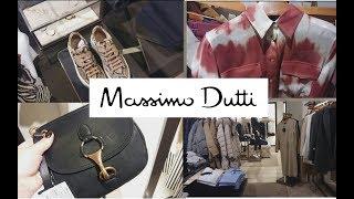 Шоппинг влог #Massimo Dutti/ Новинки/Весна 2019/Самый большой обзор